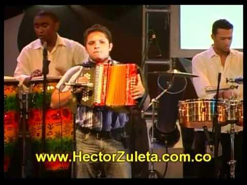 Lo Que No Es De Uno - Vivo Hector Zuleta Y Luis...