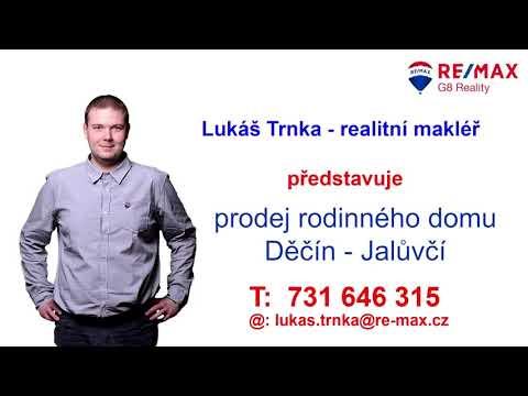 Video Rodinný dům Jalůvčí, pozemek 1000 m2