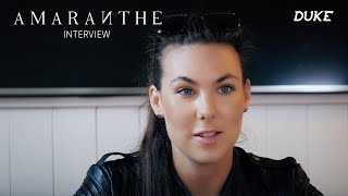 Amaranthe - Interview - Paris 2020 - Duke TV