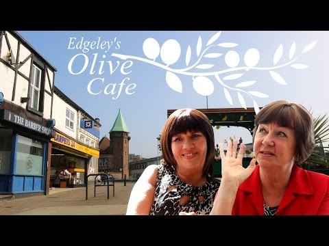 ★ We Are Stockport ★ Olive Cafe (EDGELEY) (видео)