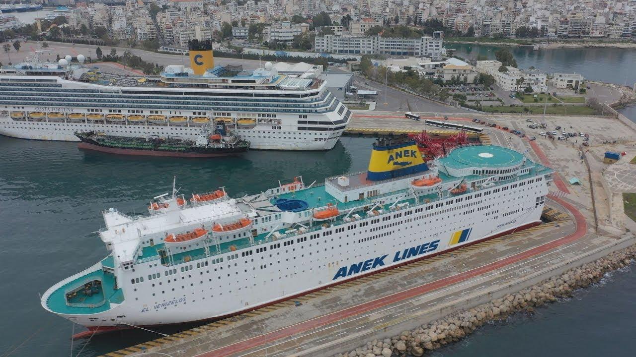 """119 επιβάτες στο πλοίο """"Ελευθέριος Βενιζέλος"""" βρέθηκαν θετικοί στον κορονοϊό"""