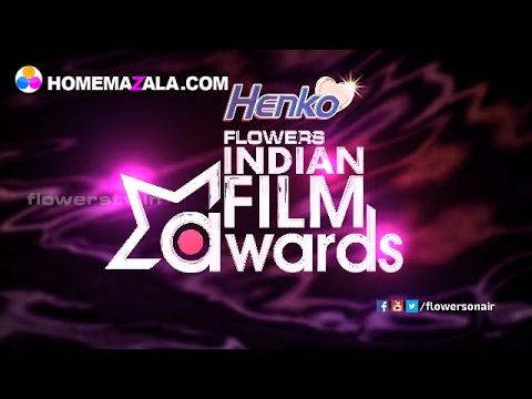 Flowers Indian Film Award show screenshot