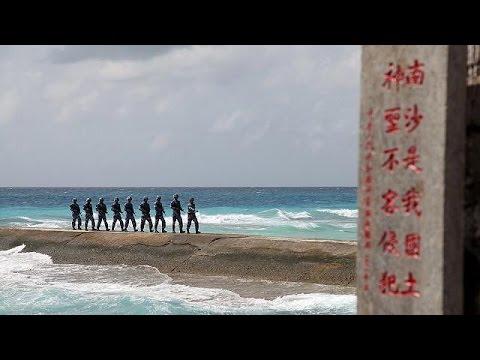 Κίνα: «Αβάσιμοι» οι ισχυρισμοί των Φιλιππίνων για τη Νότια Σινική Θάλασσα