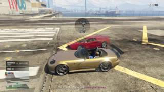 Grand Theft Auto V double clutch