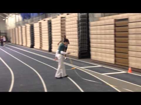 Brian Louis Triple Jump