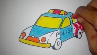 Video cara membuat mobil polisi untuk anak SD MP3, 3GP, MP4, WEBM, AVI, FLV Oktober 2017