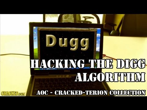 Hacking the Digg Algorithm | Agents of Cracked | Episode 6