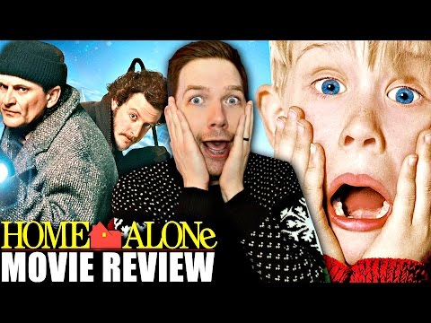 Home Alone - Movie Review