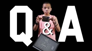 Video Q&A - HANCURIN PLAY BUTTON!!! MP3, 3GP, MP4, WEBM, AVI, FLV Desember 2017