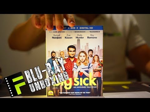 Unboxing: The Big Sick Starring Kumail Nanjani