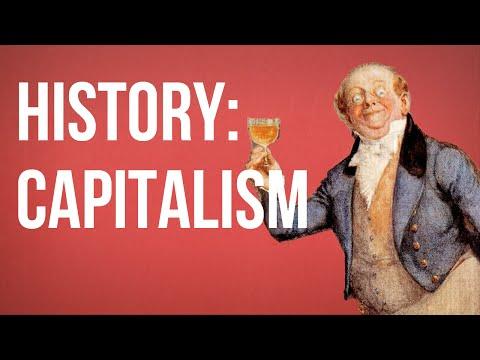 Politické ideologie: Kapitalismus