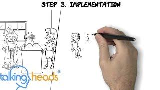 Whiteboard Explainer Video - Med Wizards