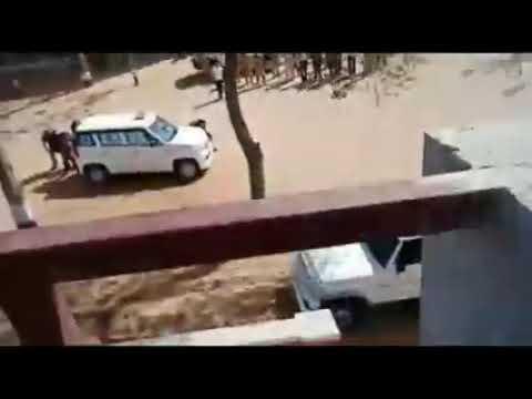 Police vs Taskar. तस्करों ने पुलिस पर कि फायरिंग.by RSK158