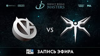 Vici Gaming vs Mineski, Perfect World Minor, game 1 [V1lat, Adekvat]