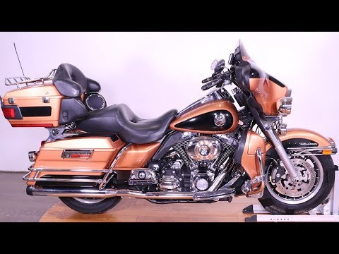 TOURING Electra Glide® - 2008