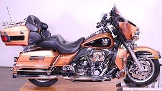 1. 2008 Harley Davidson Electra Glide Ultra Classic
