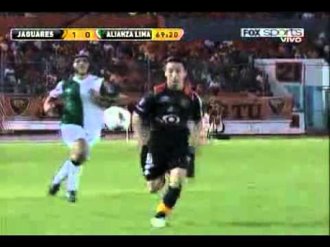 Antonio Pedroza en la Copa Libertadores