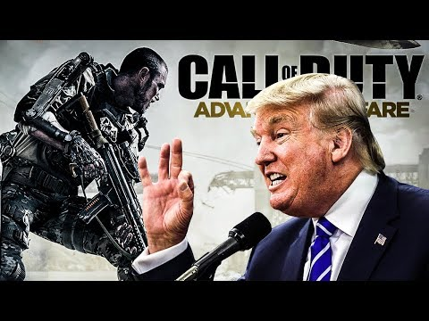 "Trump Screws Up Big Time, Says He Sold Fighter Jets To Norway That Only Exist In ""Call Of Duty"""