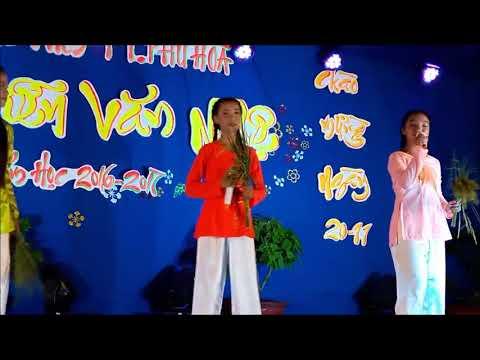 37 Bức Họa đồng quê 7A3 THCS TT Phú Hòa