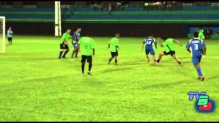 Divino F.C. (A. Machado) X Nelson Car (Dist. N. Pátria) Gols da Rodada 18/03/2014 1ª Copa Intermunicipal de Futebol Society de Presidente Bernardes SP Troféu...