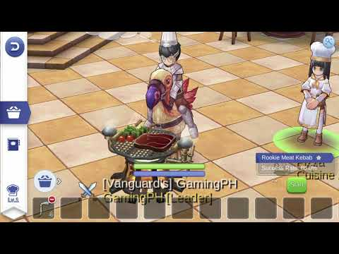 How To Cook Rookie Meat Kebabs In Ragnarok M Eternal Love