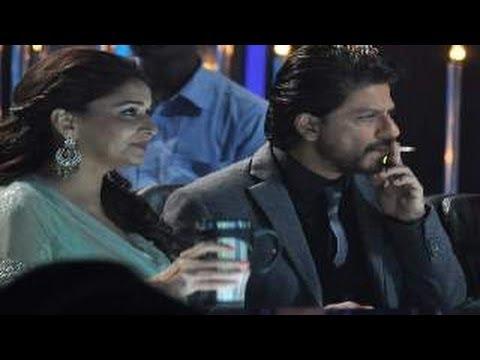 Shahrukh Khan CAUGHT SMOKING on Jhalak Dikhla Jaa