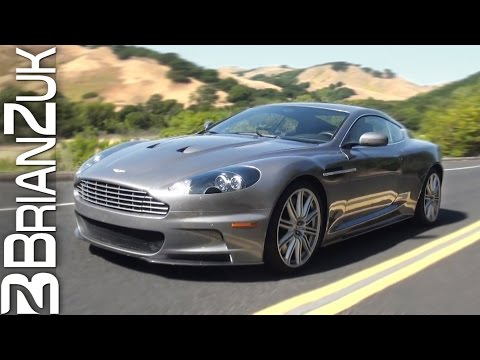 Aston Martin DBS - In Action