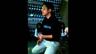 Nicky Riyant - Aku Bertahan (short cover)