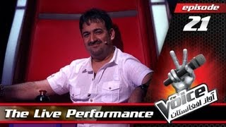 The Voice of Afghanistan Episode 21 (Live Show)