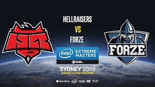 HellRaisers vs forZe - IEM Sydney 2019 Europe Closed QA - map3 - de_train [SSW]