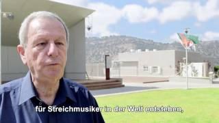 Kerem Ben Zimra Israel  City pictures : Der JNF-KKL präsentiert: Koexistenz in Israel