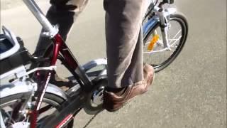 EcoBend avvio assist su strada