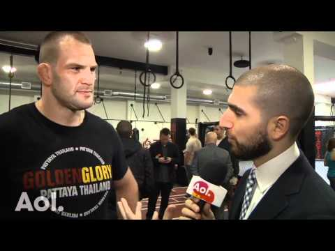 Jon Olav Einemo Discusses Five-Year Hiatus From MMA