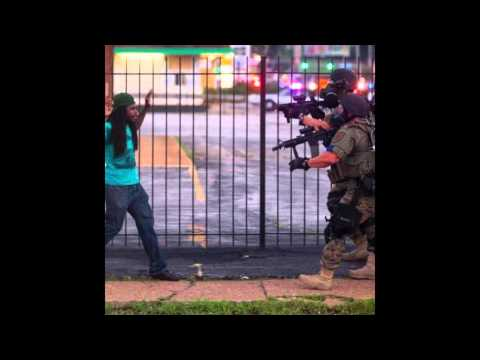 Front Line: A powerful music video live from Ferguson by St. Louis rapper Keem