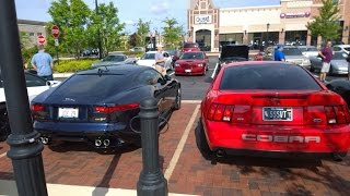 Barrington (IL) United States  city images : Cars and Coffee, Calibre Coffee Coffee South Barrington IL 7/19/15
