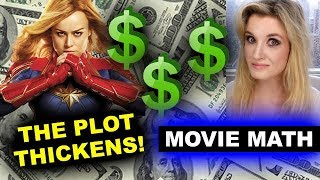 Box Office for Captain Marvel Opening Weekend