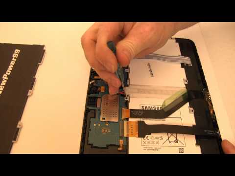 How to Replace Your Samsung Galaxy Tab 4 10.1 SM-T530 Battery