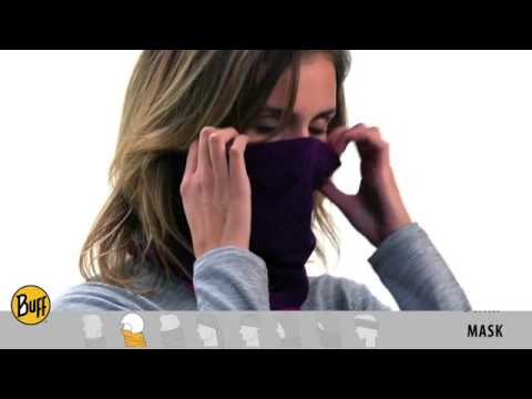 HOW TO WEAR POLAR REVERSIBLE BUFF®