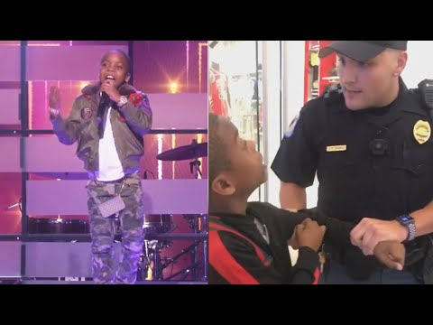 12-Year-Old Rapper Lil C-Note Charged With Disorderly Conduct in Mall