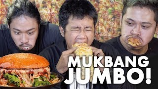 Video Mukbang Jumbo Feat. Yudha Keling | Mati Penasaran #21 MP3, 3GP, MP4, WEBM, AVI, FLV Juli 2018