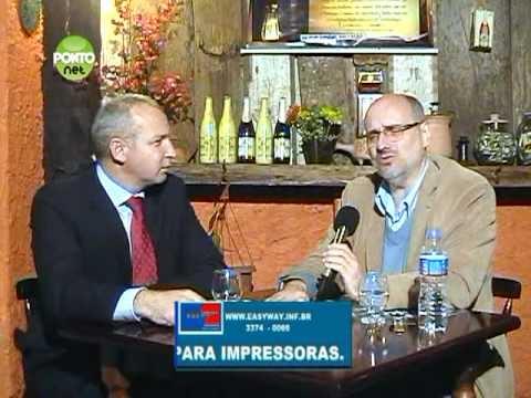 Entrevista com Nei Maldaner, sócio-fundador e Diretor de Tecnologia da SISNEMA Informática - Bloco 2
