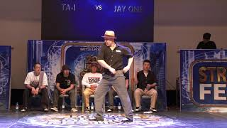 Tai vs J.One – 2018 JINJU SDF POPPING SIDE BEST4