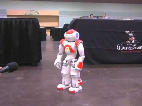 Image from Robot NAO