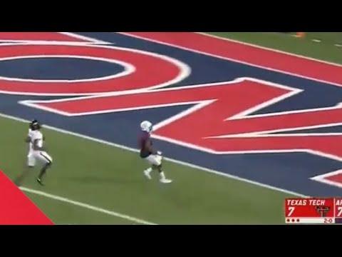 Khalil Tate 84 Yard Touchdown Run