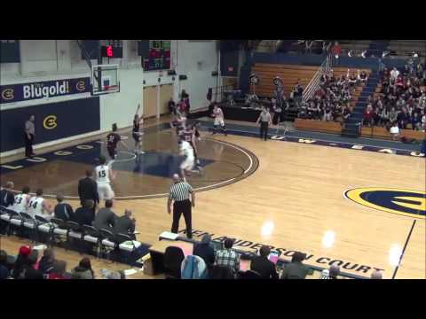 2014-15 Men's Basketball Highlights