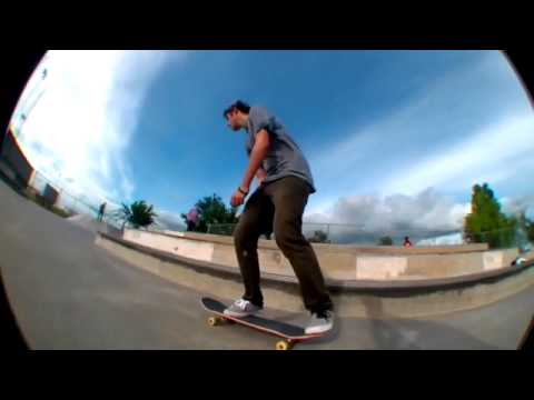 League City Skatepark: Part 3