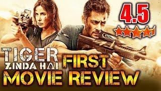 Tiger Zinda Hai First Movie Review   ऐसा धमाका कि सीधा 4.5 Stars   Salman Khan   Katrina Kaif