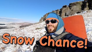 Snow Chance! - The Climbing Nomads - Vlog 36 by The Climbing Nomads