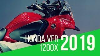 7. 2019 Honda VFR1200X Crosstourer Review | Top Speed