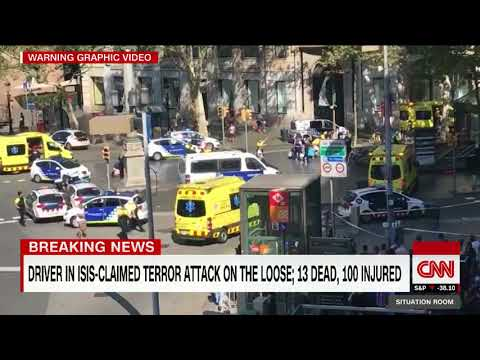 ISIS claims Barcelona terror attack as investigator search for answers